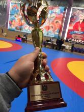Чемпионат Томской области по самбо