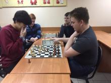 Первенство вузов по шахматам